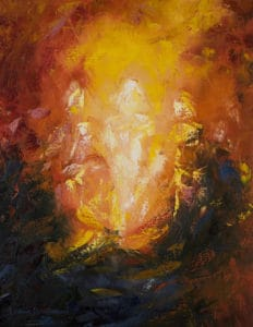 Second Sunday of Lent: The Transfiguration of Jesus