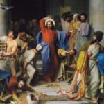 Third Sunday of Lent: Jesus Opens (Cleanses) the Temple